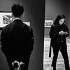 Gallery Framing, Getty Center - Los Angeles, California