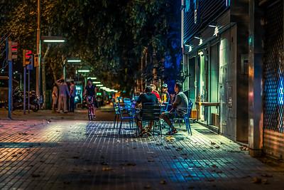 Summer Nights in Barcelona