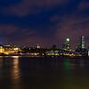 London in Twilight