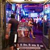 Bikinis Blur, 6th Street - Austin, Texas