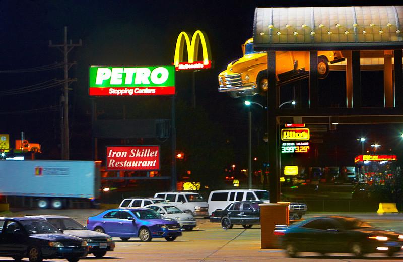 """""""Truck Stop,"""" Joplin, Mo., 2012"""