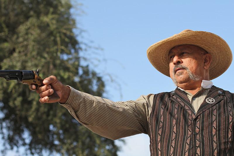 Texas Ranger in Action - San Antonio, Texas