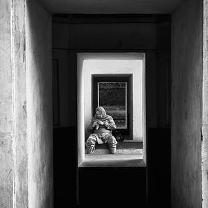 Framed in a frame
