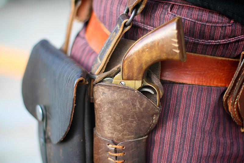 Pistol - San Antonio, Texas