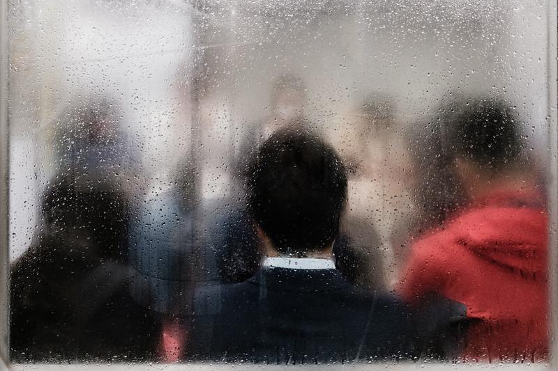 Steamy windows, Tokyo