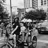 Pedicab Tours, SXSW 2019 - Austin, Texas