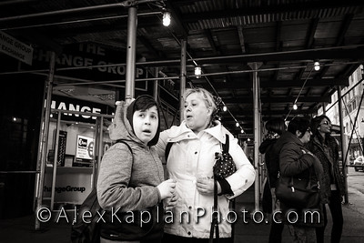 New York City Streets, Alex Kaplan