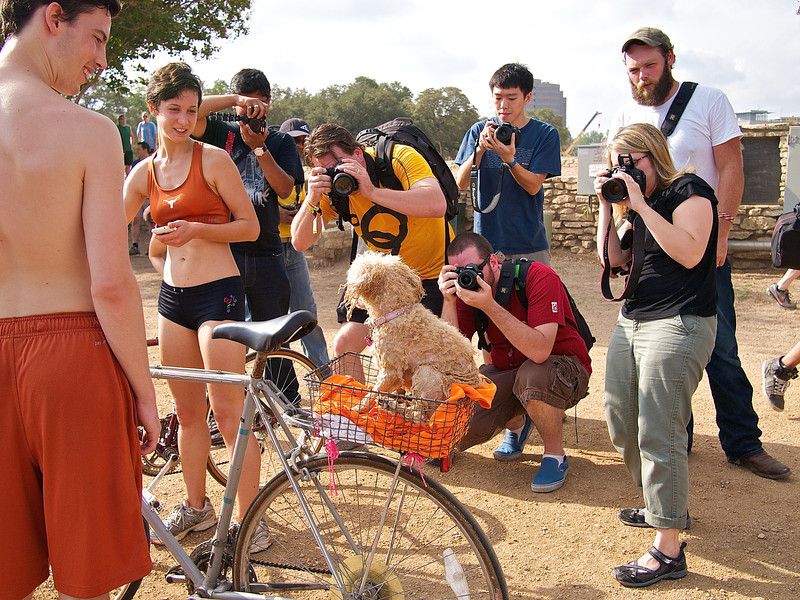 Austin City Limits Photowalk, Canine Photoshoot - Austin, Texas