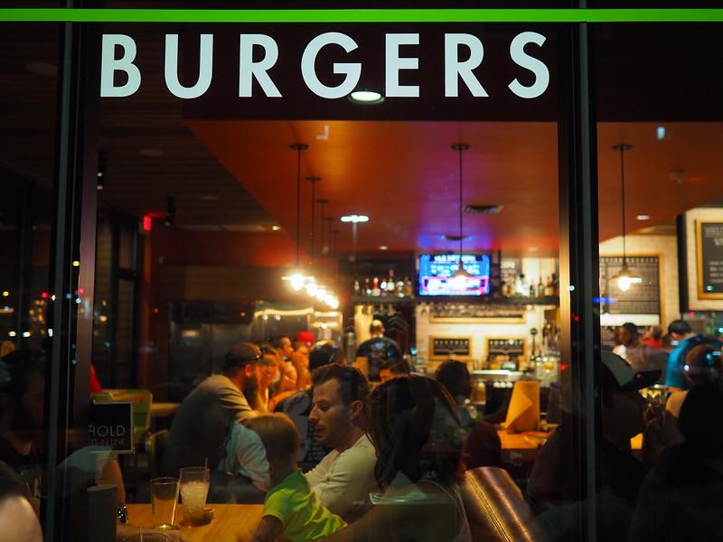 Burgers, Hopdoddy's - Austin, Texas