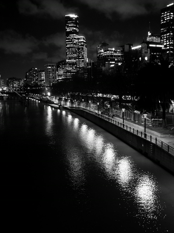 By the Yarra