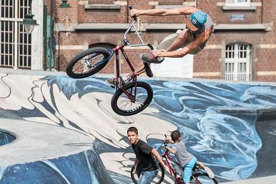 Skate Park Place De La Chapelle II