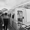 Getty Train - Los Angeles, California