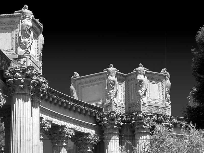 S02 Palace of Fine Arts, San Francisco, California, USA