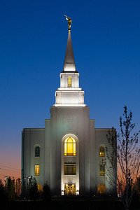 Kansas City LDS Temple