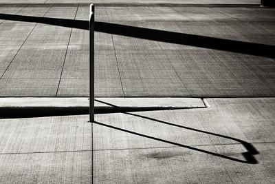 Day 022 - Sidewalk and Shadows