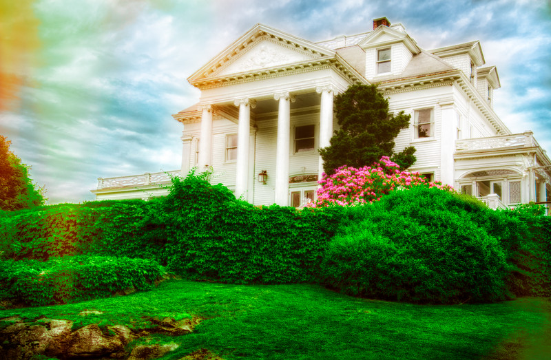 Haley Mansion at the Inn at Mystic/Harbour House Restaurant - Mystic, CT