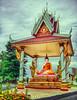 Buddhist Temple, Litchfield Hills, CT