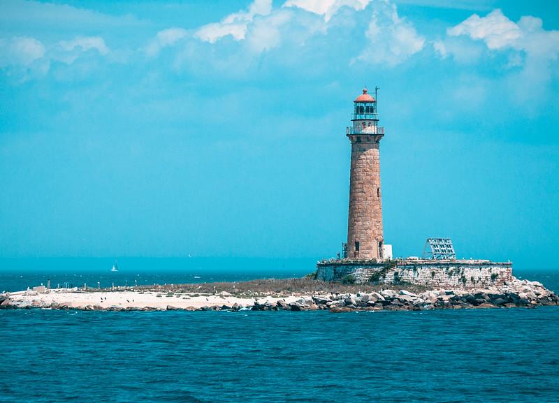 Little Gull Island Lighthouse, NY