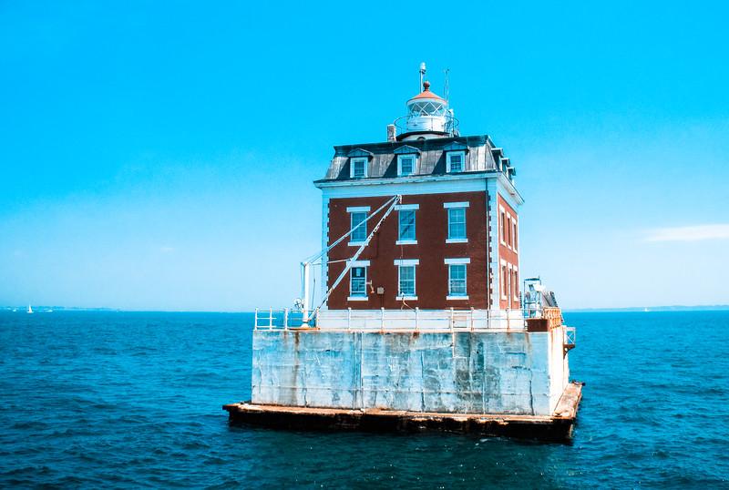 New London Ledge Lighthouse, CT