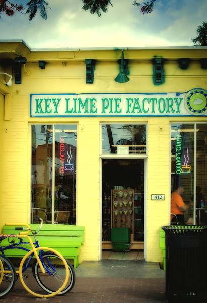 Key Lime Pie Factory - Key West, FL