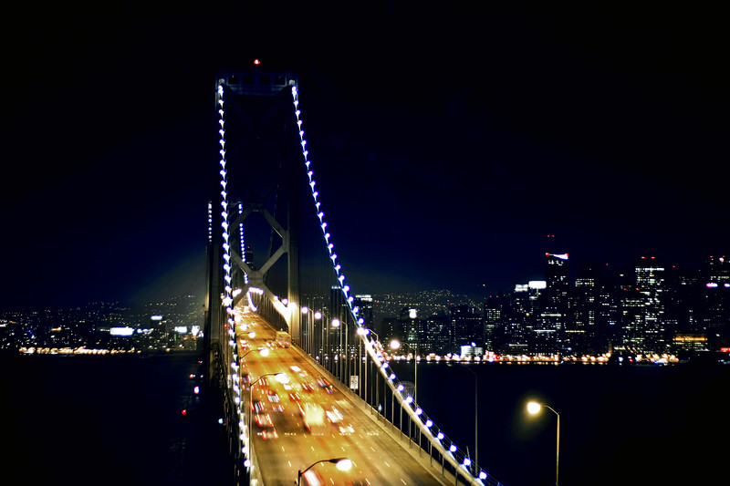 Bay Bridge - © Simpson Brothers Photography