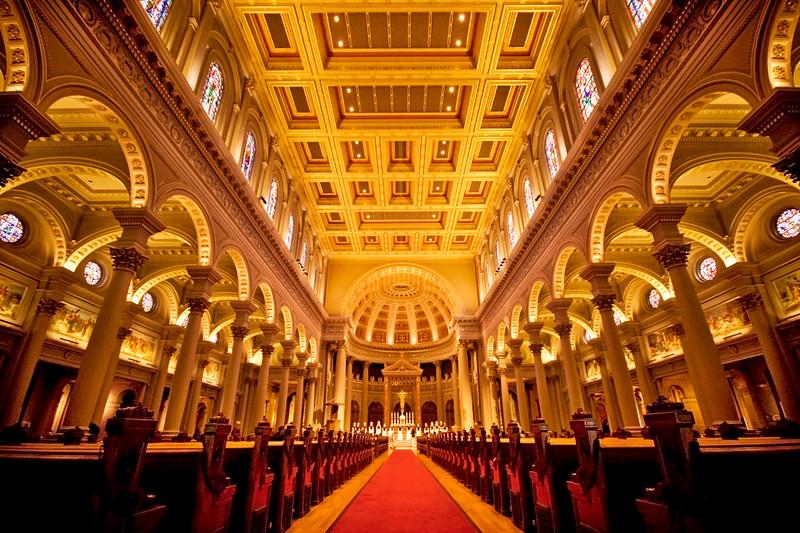 St. Ignatius Church - © Simpson Brothers Photography