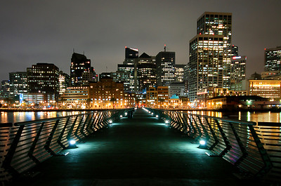 Downtown San Francisco from Pier 14 - © Simpson Brothers Photography