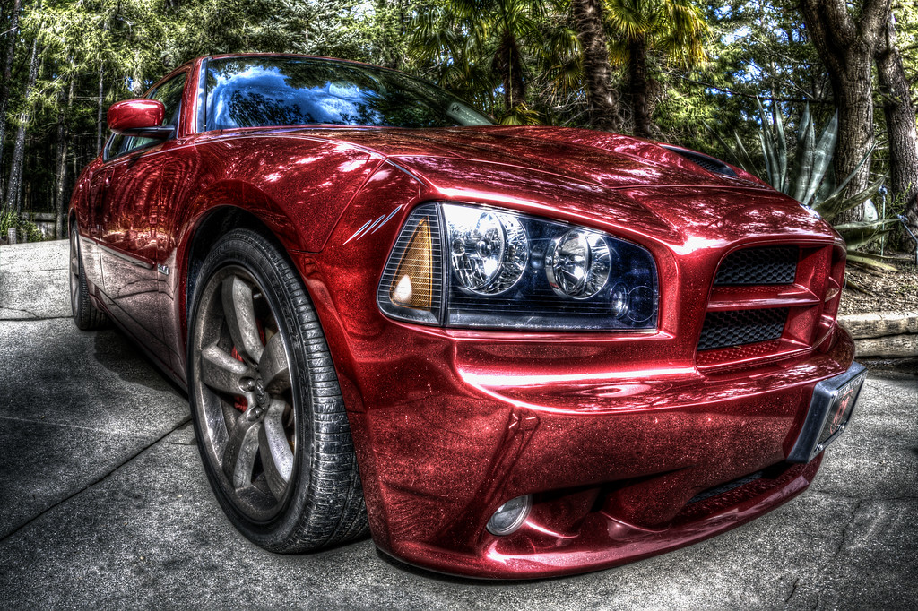 Dodge Charger - © Simpson Brothers Photography