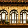 Palladian window scene from a classic house near Ocean Beach in San Francisco - © Simpson Brothers Photography