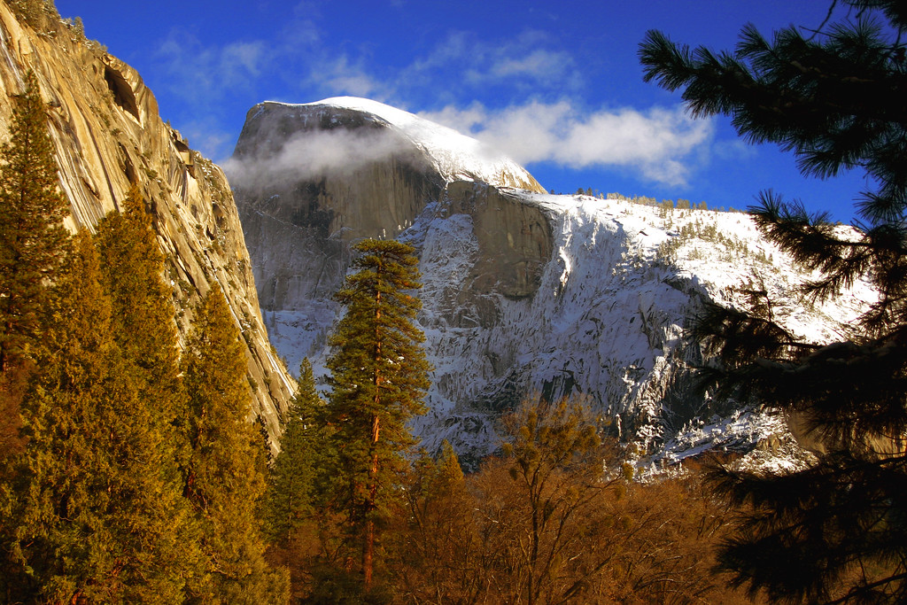 Half Dome in Yosemite National Park, California - © Simpson Brothers Photography