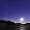 Moonset over Livermore - © Simpson Brothers Photography
