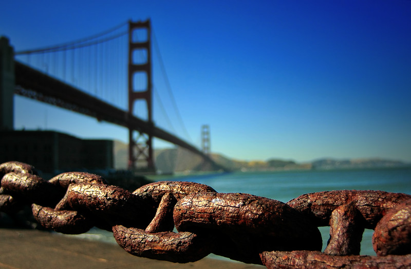 Golden Gate - © Simpson Brothers Photography