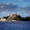 A view of Alcatraz Island (former prison) from Pier 39 in San Francisco California - © Simpson Brothers Photography