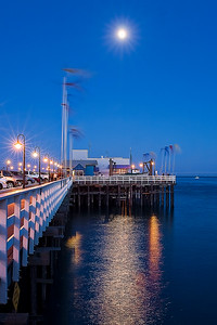 Santa Cruz Municipal Wharf