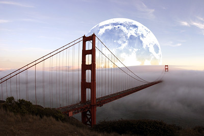 Taken from the north-west side of the Golden Gate Bridge - © Simpson Brothers Photography
