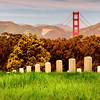 San Francisco National Cemetery, located in the Presidio, is one of only three within San Francisco City limits. - © Simpson Brothers Photography