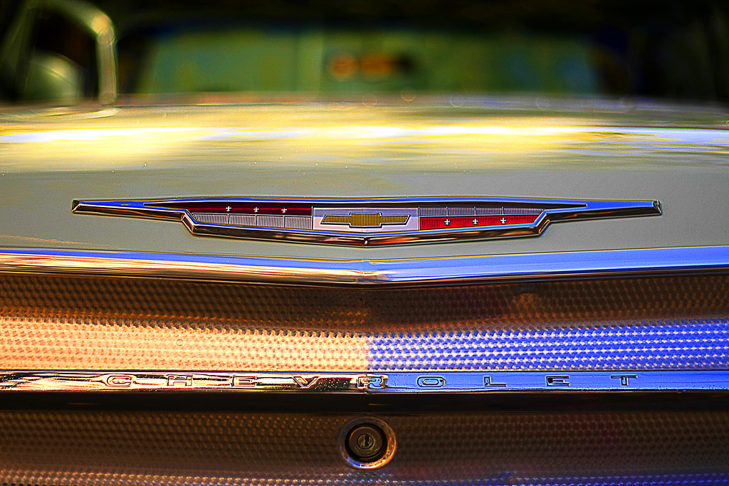 Chevrolet Trunk Emblem - © Simpson Brothers Photography