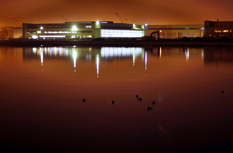Bladium Sports & Fitness Club in Alameda California - © Simpson Brothers Photography