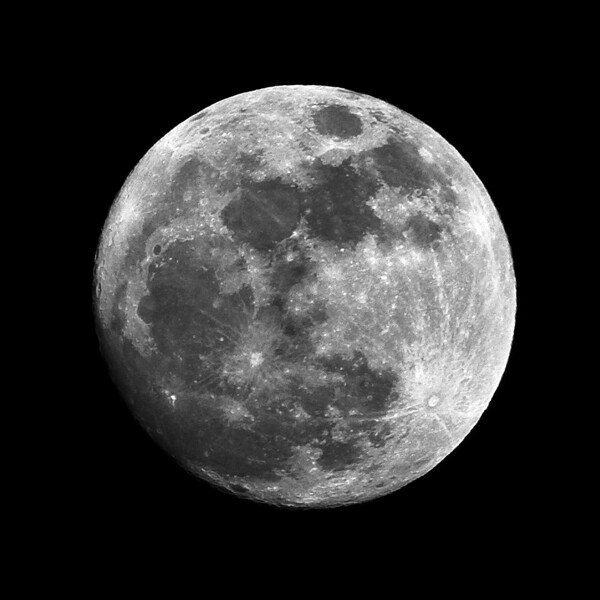 Full Moon - © Simpson Brothers Photography