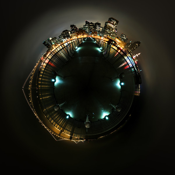 Planet San Francisco from Pier 14 - © Simpson Brothers Photography