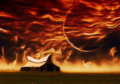World on Fire - © Simpson Brothers Photography