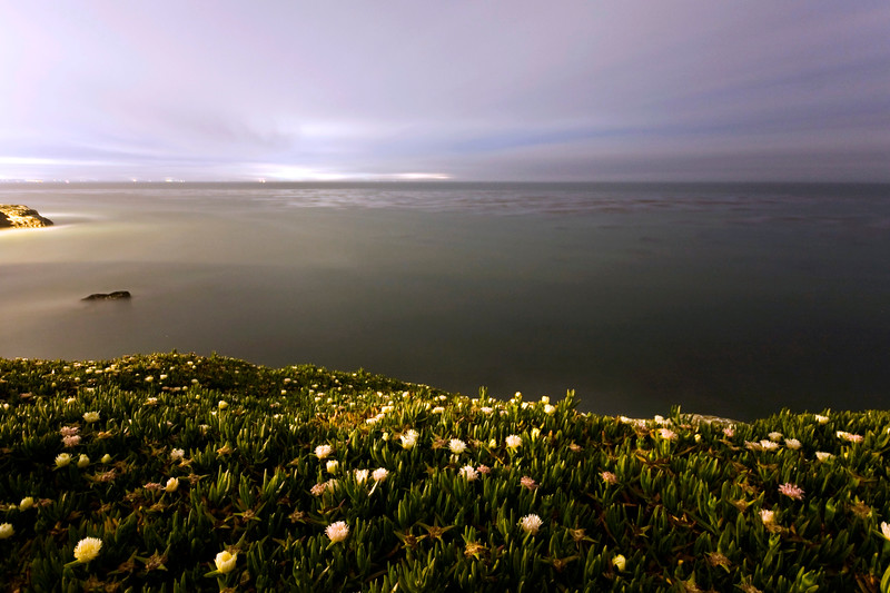 Monterey Bay at Night - © Simpson Brothers Photography