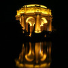 Palace of Fine Arts on the Water in San Francisco California - © Simpson Brothers Photography