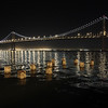 Bay Bridge Reflections - © Simpson Brothers Photography
