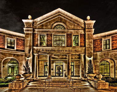 Tracy City Hall - © Simpson Brothers Photography