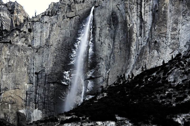 Upper Yosemite Falls, Yosemite National Park, California - © Simpson Brothers Photography