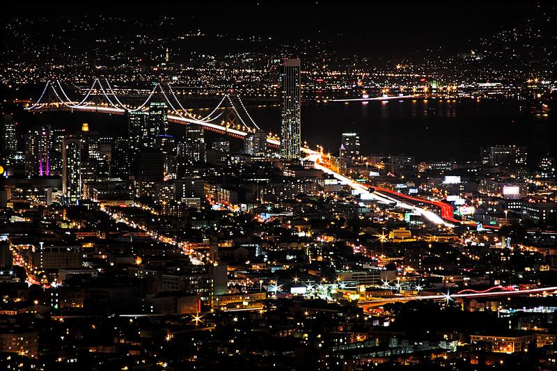 Dark City Night - © Simpson Brothers Photography