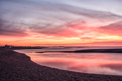 Shingle Street Sunrise