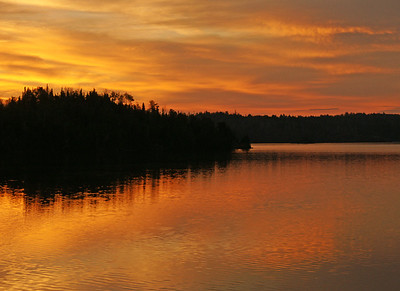 BWCAW Sunrise