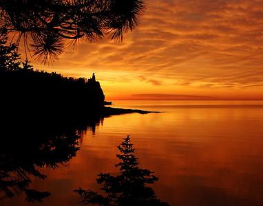 Split Rock Sunrise 001